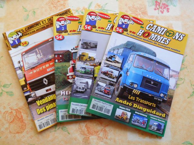 Le numéro 4 du magazine Des Camions et des Hommes XvueGXuGeGuPz7dTw12e