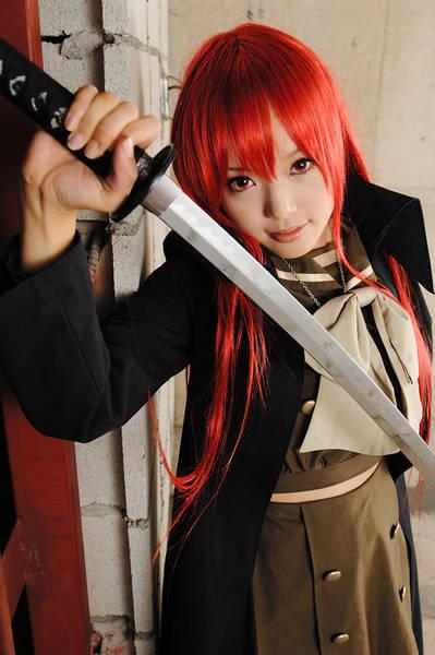 Shakugan no Shana cosplay 1567759g4z6w9wo5l