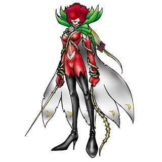RPG de Digimon Rosemon