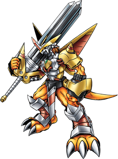 Create your Own Bakugan VictoryGreymon