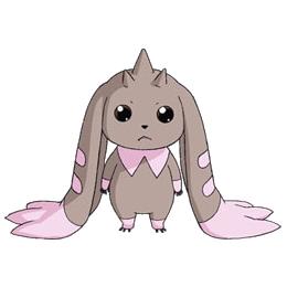 [+16] Digimon P L A Y Lopmon