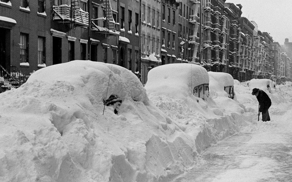 Neige aimée ou honnie Blizzard