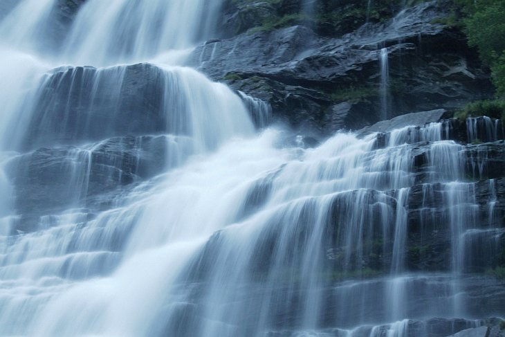 Роскошные пейзажи Норвегии - Страница 7 Nature_norway_1