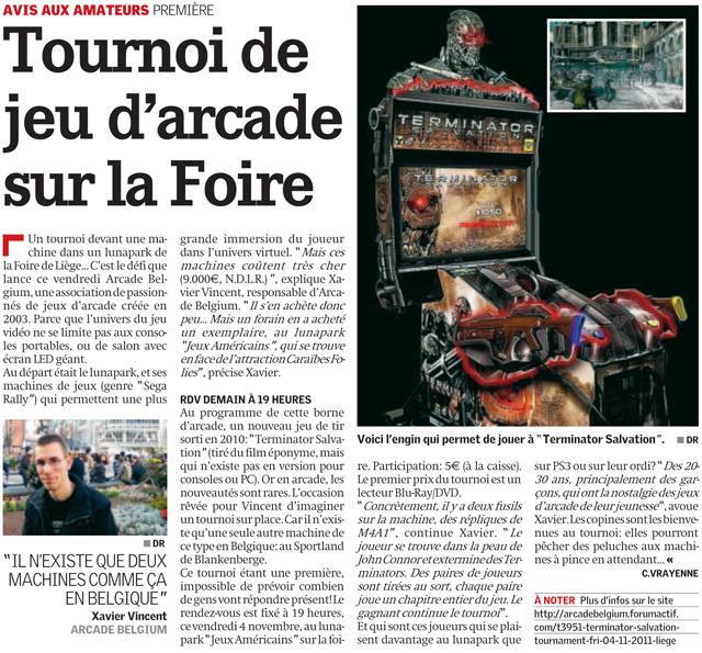 Terminator Salvation Tournament (Fri 04/11/2011 - Liège) Lameuse111103