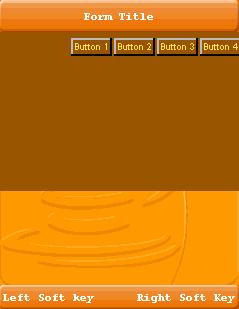 تعلم كيفية التعامل مع المكتبة Lightweight لانشاء تطبيقات ذات واجهة مستخدم رسومية جذابة للجوالات FlowLayout_right