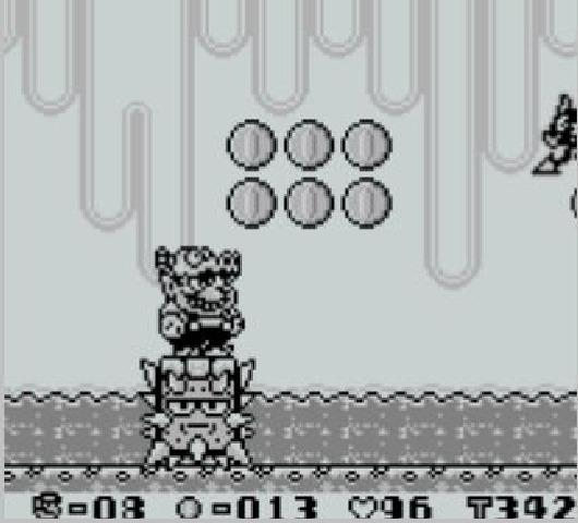 Test Super Mario Land 3 (Warioland) Gameboy Warioland13