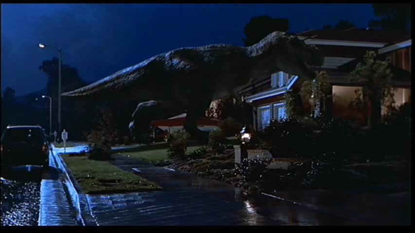 JP3 Tyrannosaurus: Subadult?  Dino