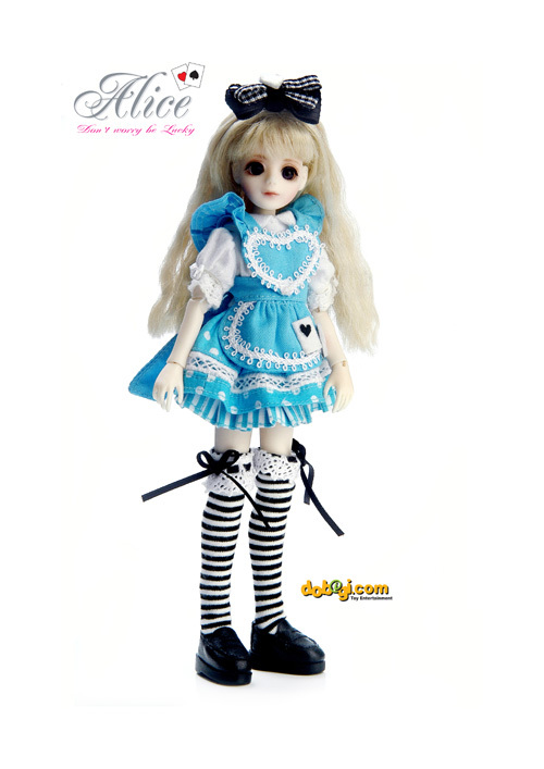 Куклы и сказки Blue02