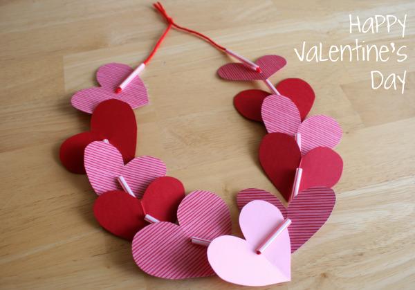 Lavoretti per S. Valentino Valentinelei