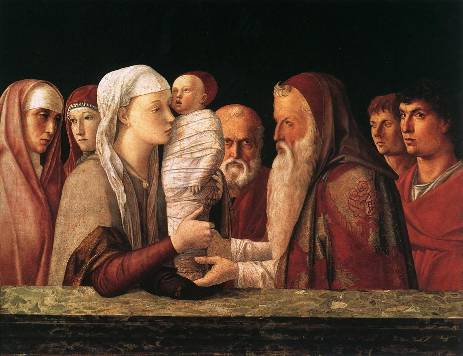 Imagens bíblicas Apresentacao-de-jesus-no-templo-obra-de-belini