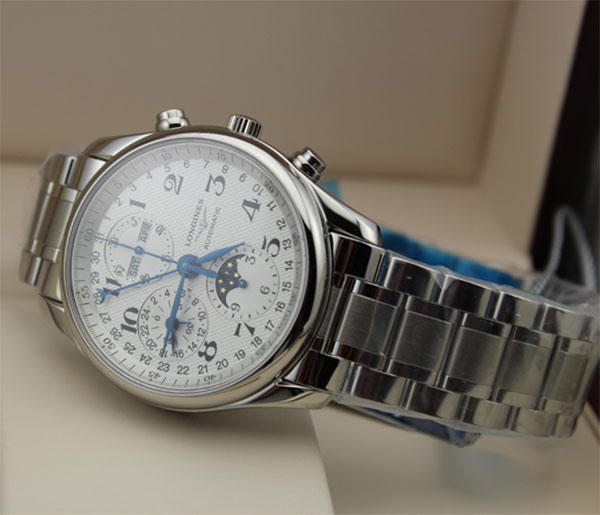 Shop Omega, Longines, FC, Rolex Malaysia 917USd giảm giá còn 2.800.000đ - Page 3 28-Longines-Master-Collection-MoonPhase-Steel