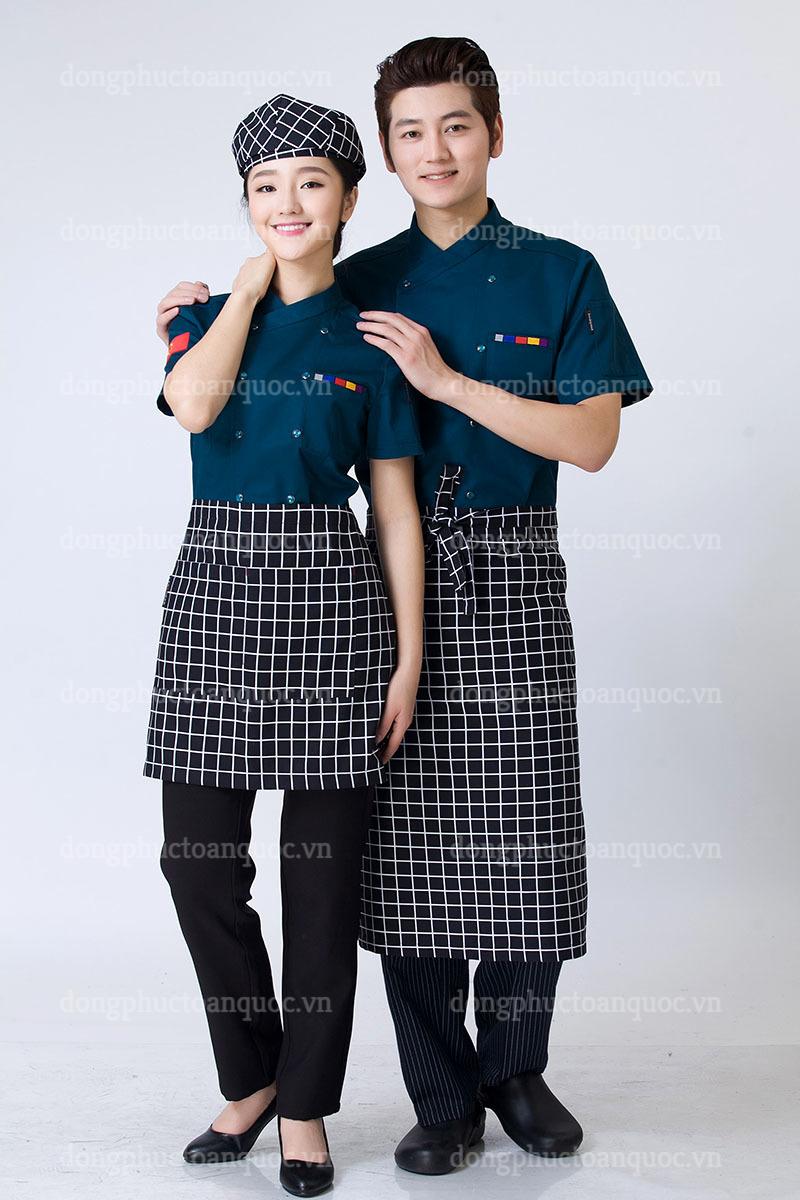 Mẫu quần áo đầu bếp giá rẻ, chuyên nghiệp cho nhân viên bếp 1%20(13)