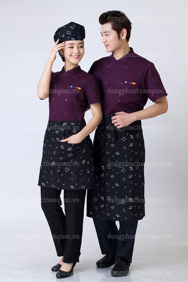 Mẫu quần áo đầu bếp giá rẻ, chuyên nghiệp cho nhân viên bếp 1%20(14)