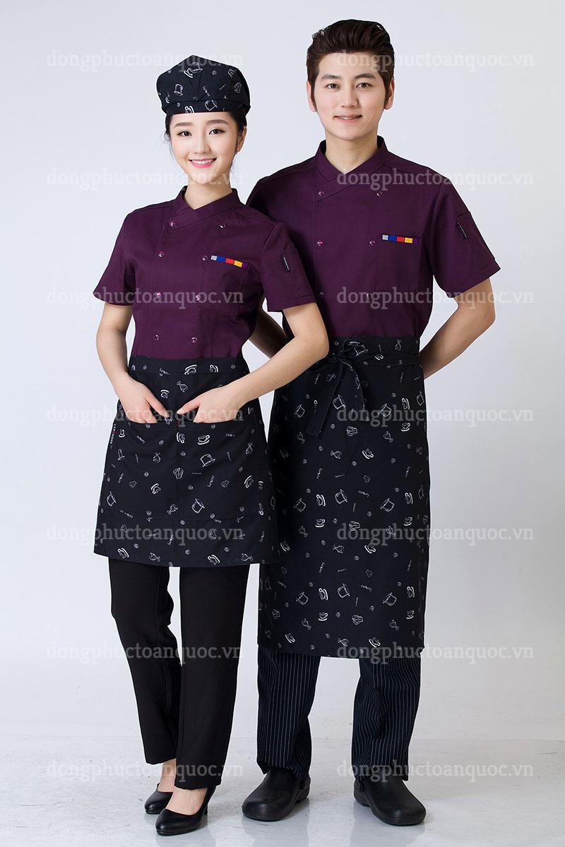 Mẫu quần áo đầu bếp giá rẻ, chuyên nghiệp cho nhân viên bếp 1%20(27)