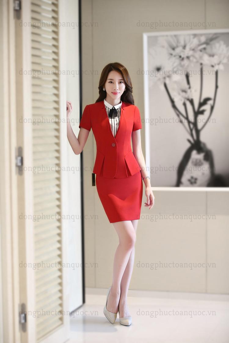 Mẫu đồng phục quản lý Nhà hàng - Khách sạn thời trang không bao giờ lỗi mốt  30h