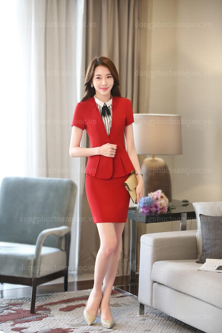 Mẫu đồng phục quản lý Nhà hàng - Khách sạn thời trang không bao giờ lỗi mốt  30k
