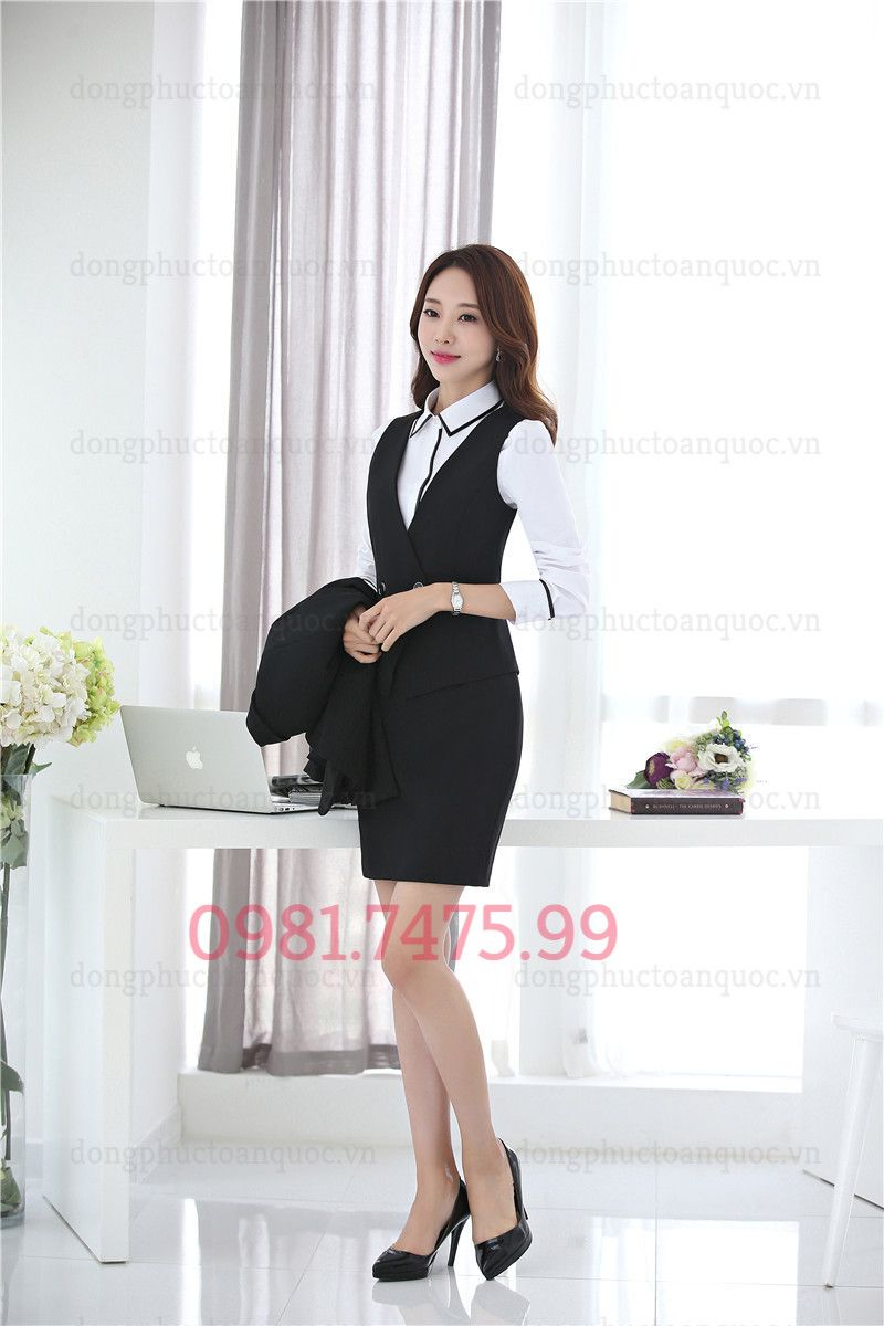 Mẫu áo gile nữ công sở cao cấp, chuyên nghiệp, giá rẻ hấp dẫn 22%20(4)