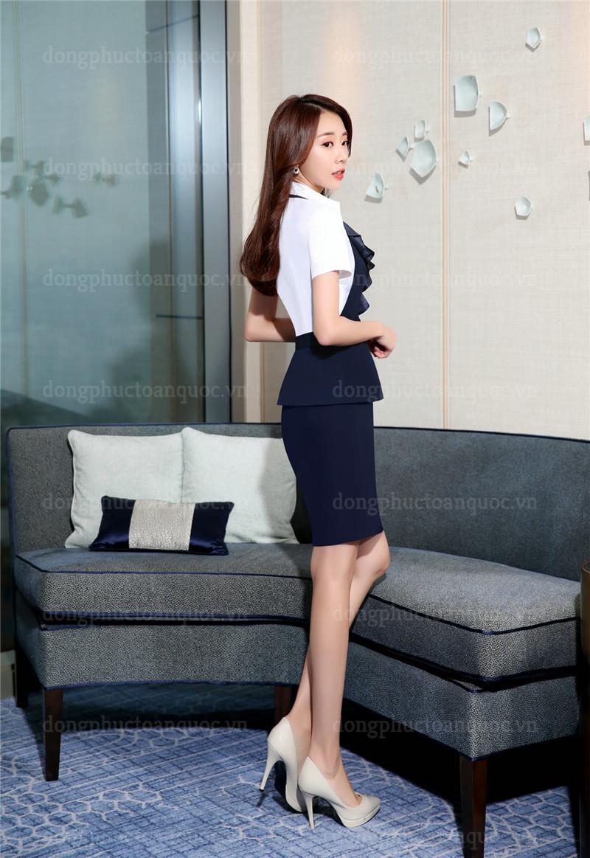 Mẫu đồng phục áo gile nữ thiết kế sang trọng đẳng cấp cho Quý cô công sở 90%20(9)