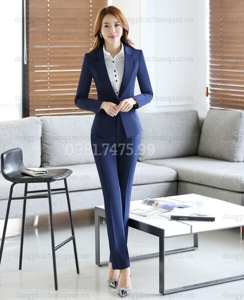 Mẫu đồng phục áo vest nữ cao cấp, khẳng định đẳng cấp của Doanh nghiệp  7%20(9)