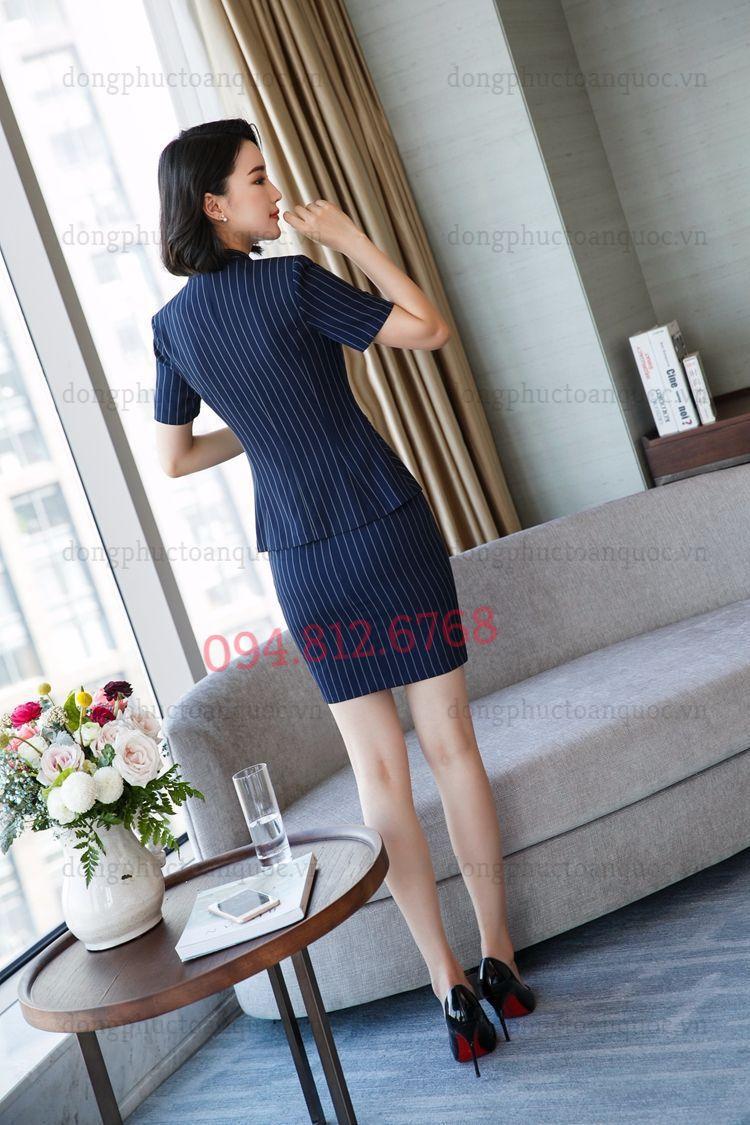 Mẫu vest nữ văn phòng thời trang giúp phái đẹp tự tin và thời thượng  74g