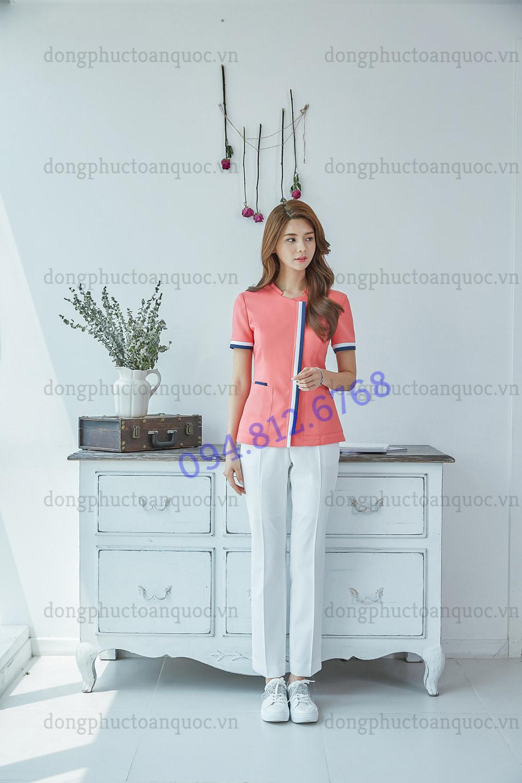 Mẫu đồng phục Spa Hàn Quốc, cao cấp tạo nên khác biệt 10%20(13)