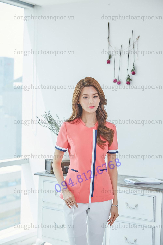 Mẫu đồng phục Spa Hàn Quốc, cao cấp tạo nên khác biệt 10%20(14)