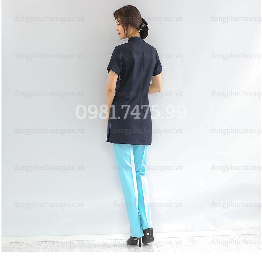 Mẫu đồng phục massage  thời trang, phù hợp với mọi vóc dáng, cứ mặc là 29g