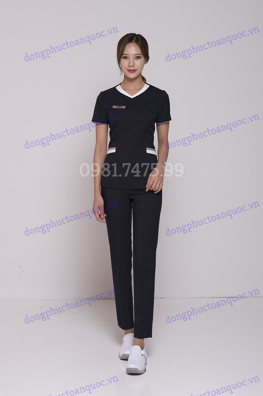 Mẫu đồng phục SPA thiết kế ấn tượng, hiện đại, chuyên nghiệp  36%20(3)