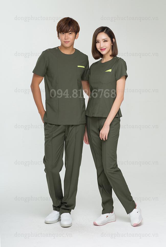 Mẫu đồng phục điều dưỡng đẹp nhất cho Phòng khám, Bệnh viện 4%20(1)