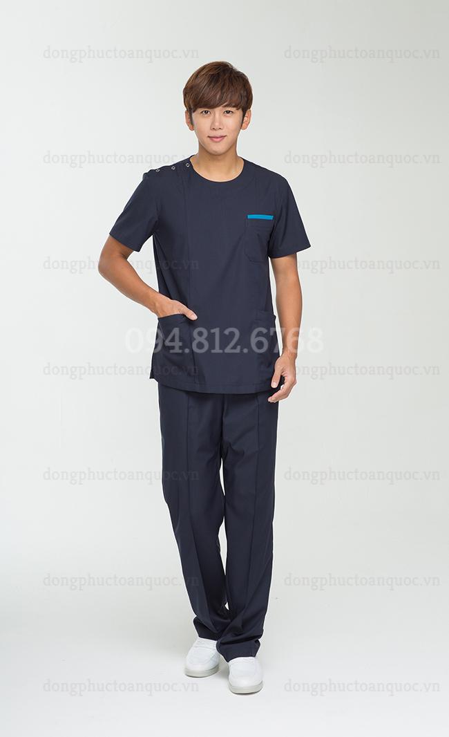 Mẫu đồng phục điều dưỡng đẹp nhất cho Phòng khám, Bệnh viện 4%20(3)