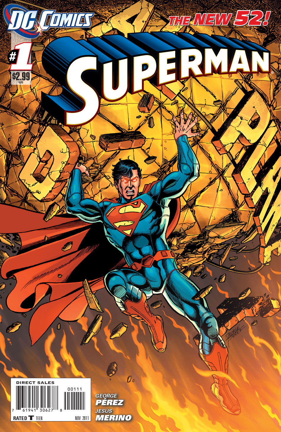 [Encuesta] Qué traje de Superman te gusta más? Superman-1-cover-by-George-Perez-and-Brian-Buccellato