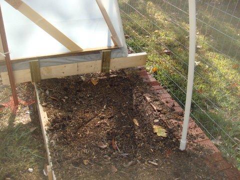 $50 Greenhouse Hoop-house-const