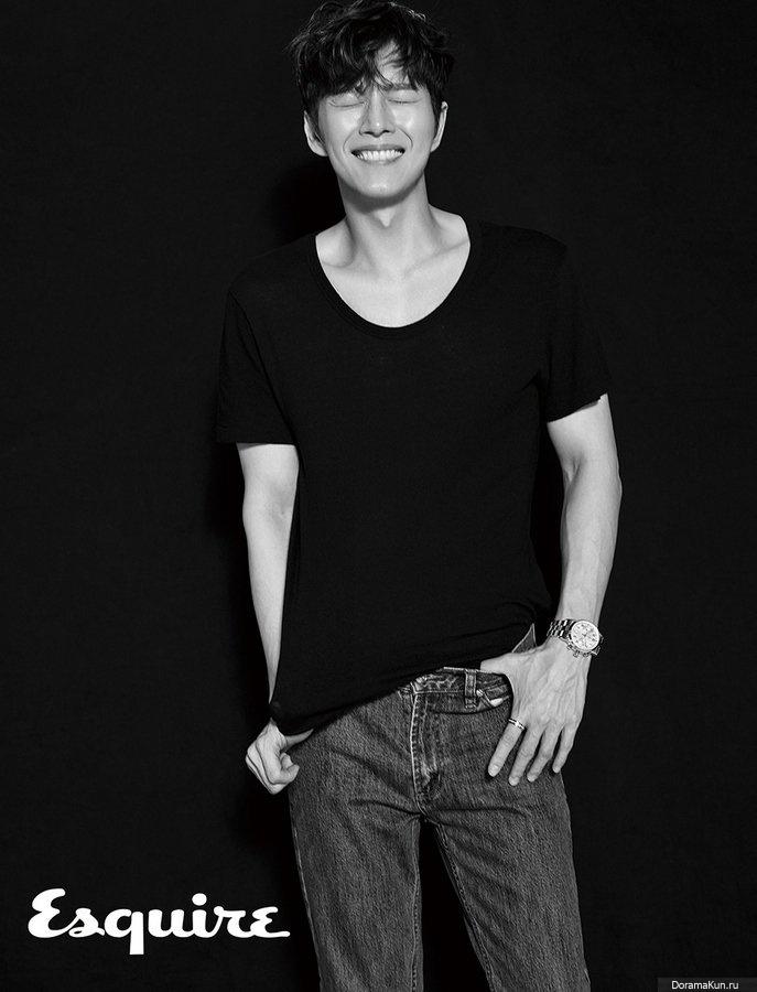 Пак Хэ Чжин   Park Hae Jin   наш Маняш - Страница 10 5-687