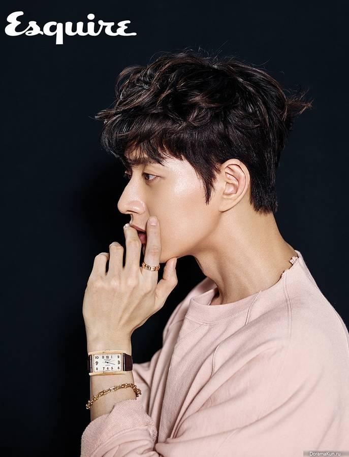 Пак Хэ Чжин   Park Hae Jin   наш Маняш - Страница 10 6-687