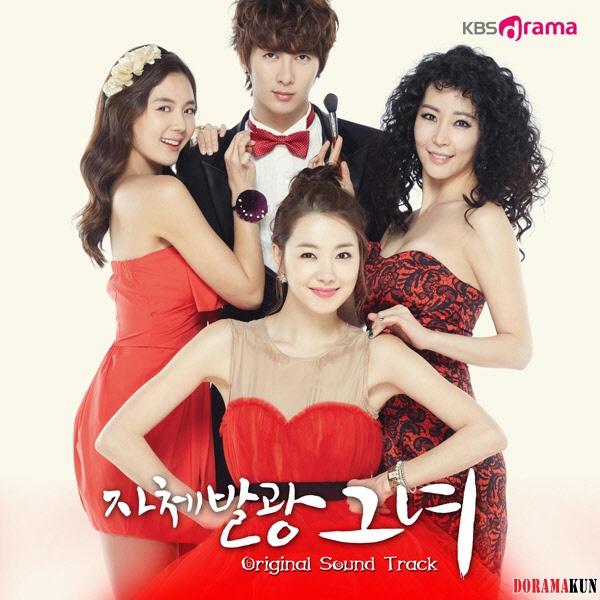 Азия - дорамы & k-pop - Страница 6 Sunshine-Girl-OST-600
