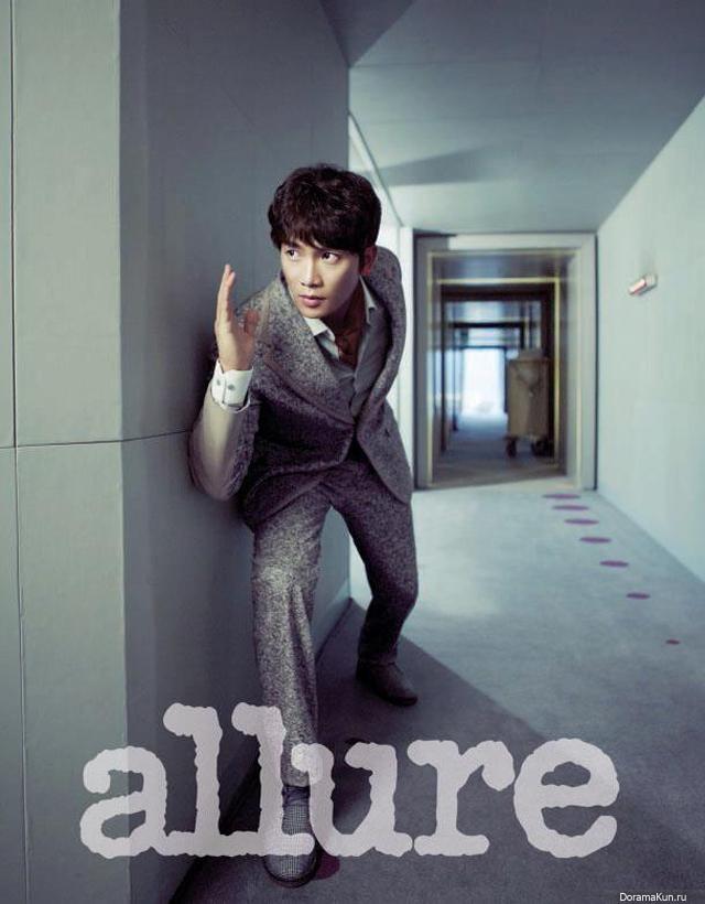 Чжи Сон | Ji Sung Allure05-640