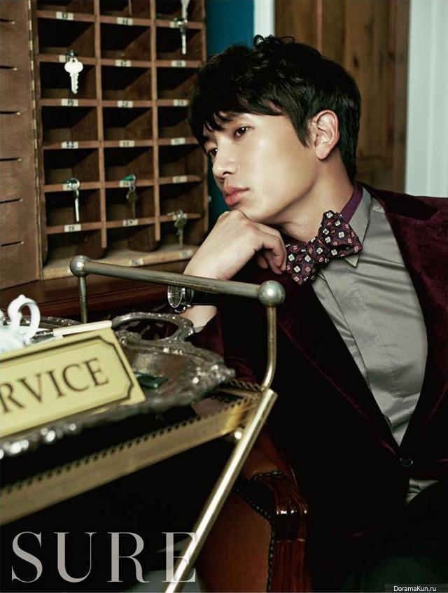 Чжи Сон | Ji Sung SURE03-640