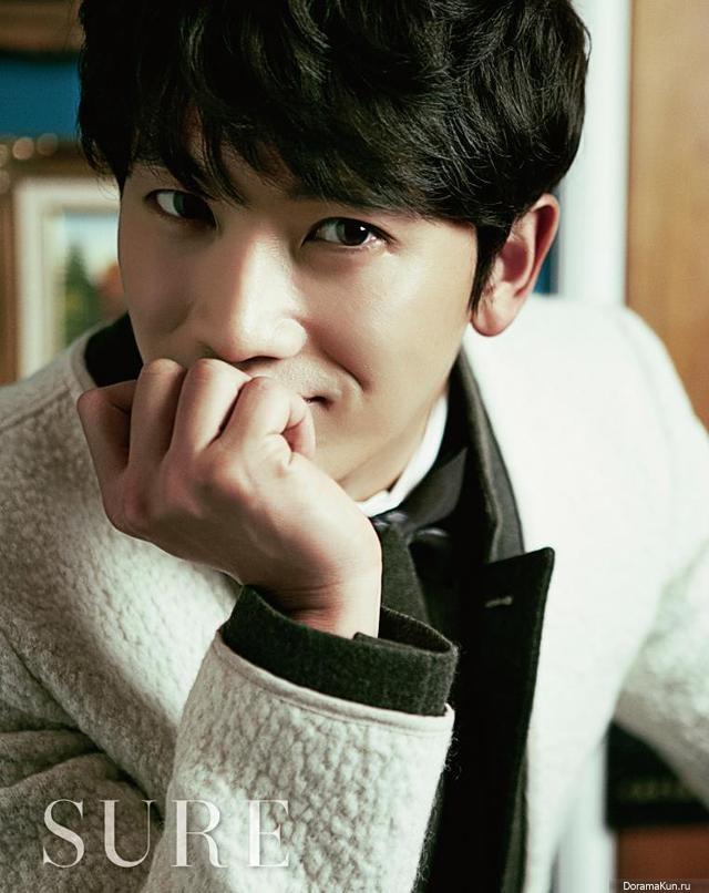 Чжи Сон | Ji Sung SURE05-640