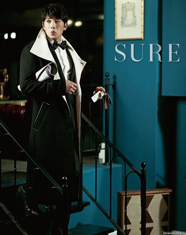 Чжи Сон | Ji Sung SURE06-640