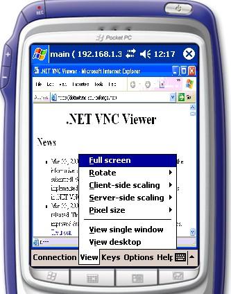 Base de logiciel (début 05/09/2008) sur le forum Vncviewer-1.0.1.16-ppc-01