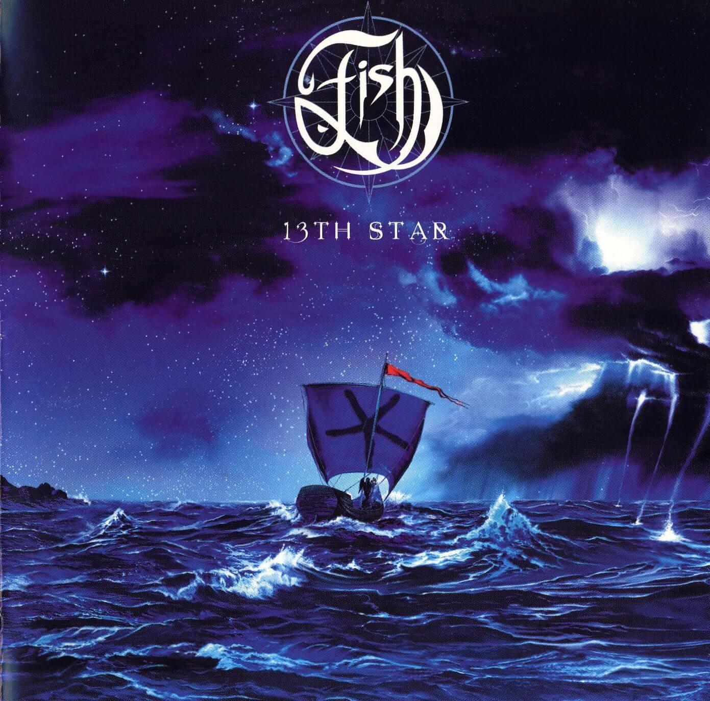 Fish en solitario,discografia(1990-2019) Fish-13th-Star-Front