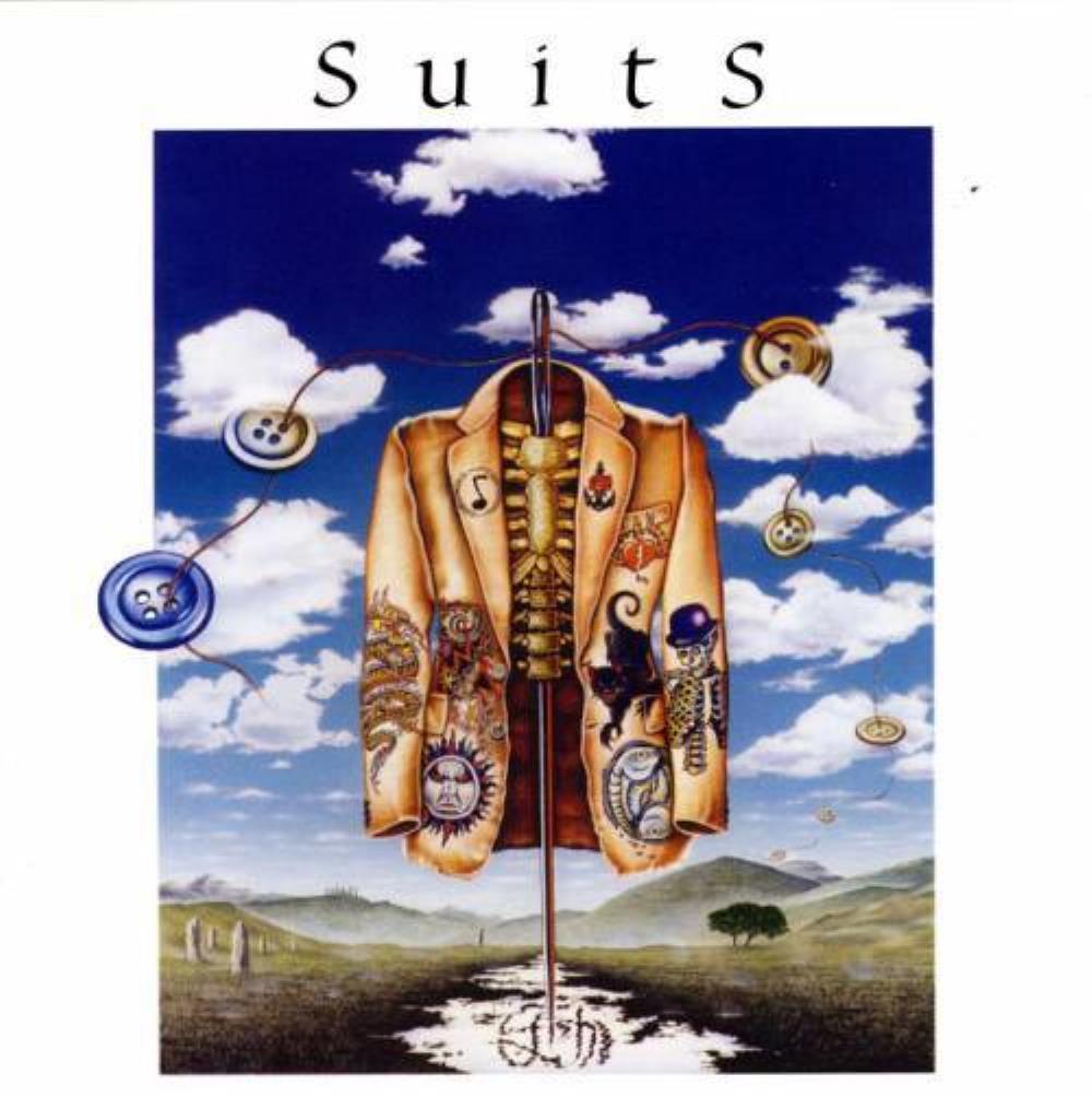 Fish en solitario,discografia(1990-2019) Suits