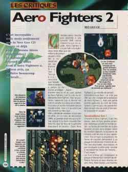[Dossier] Les jeux NEOGEO dans la presse de l'époque - Page 2 CDConsoles%20003%20page154