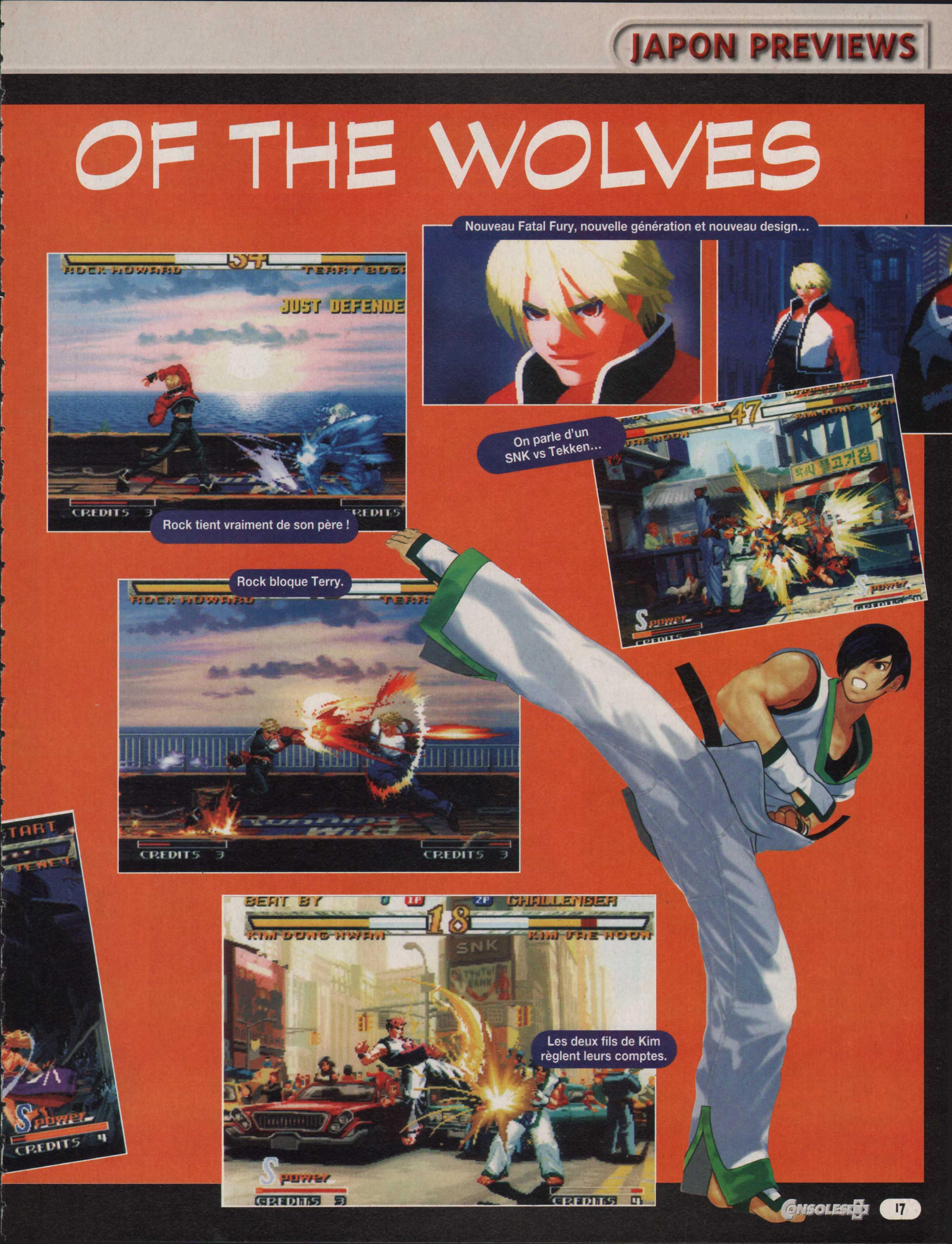 [NEOGEO] Garô: Mark Of The Wolves - Garou pour les intimes Consoles%2B%20096%20-%20Page%20017%20%282000-01%29