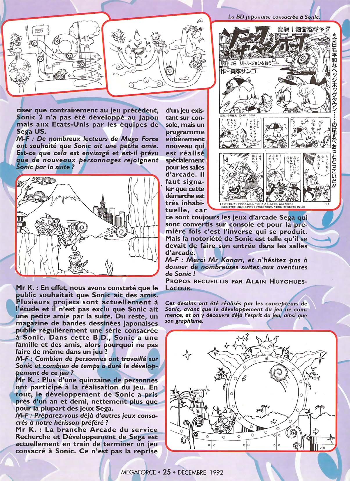 Quel est votre Sonic 2D préféré? - Page 2 MEGAforce%20012%20-%20Page%20025%20%281992-12%29