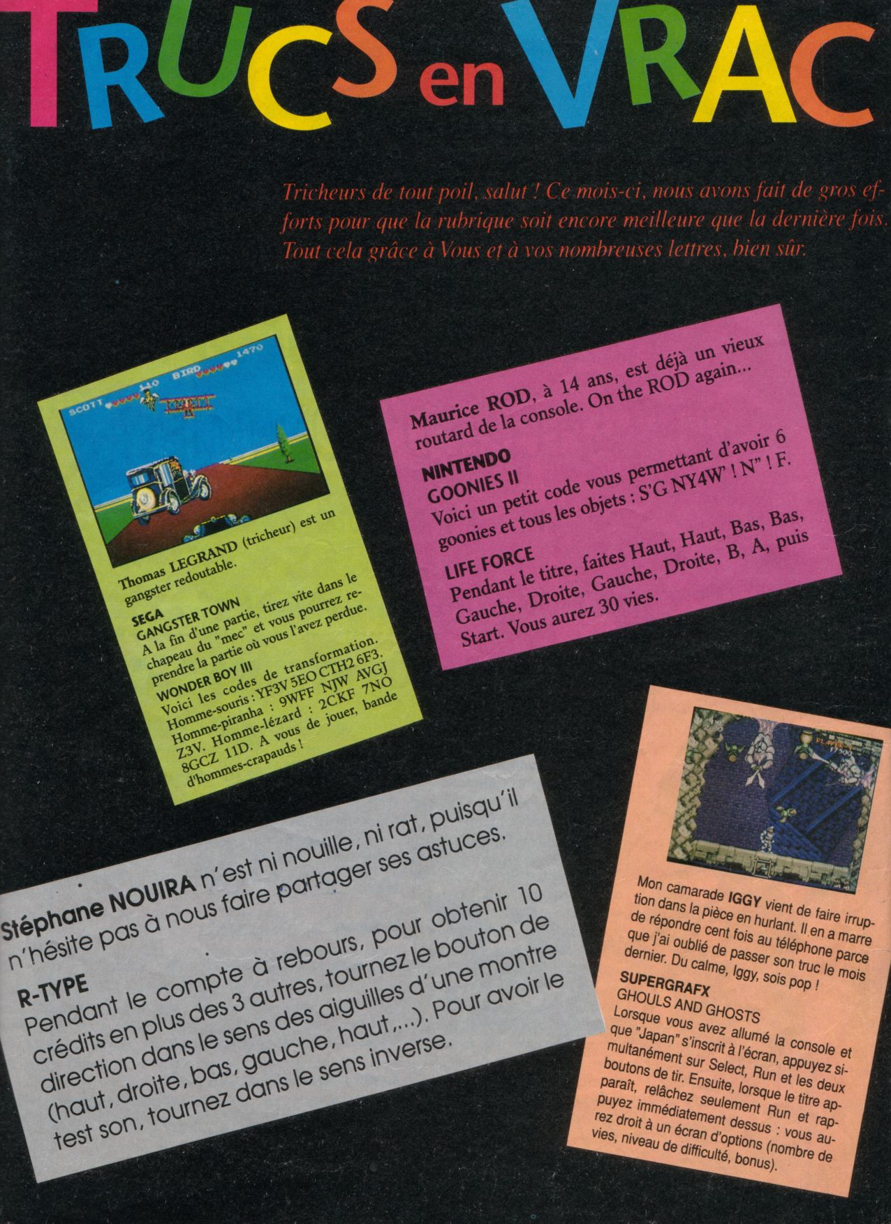 Master System France Le mag ! Player%20One%20003%20-%20Page%20022%20%281990-11%29