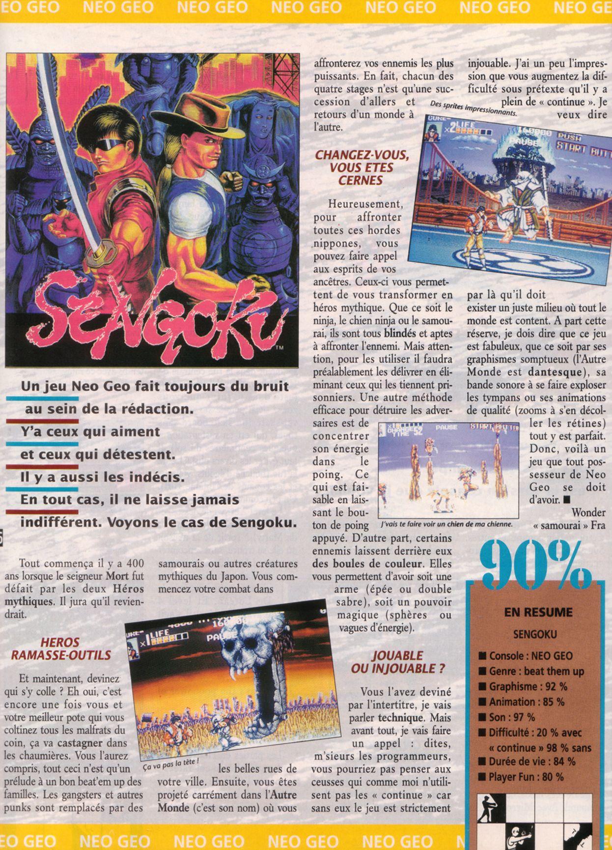 Votre avis sur la première génération de jeux Neo Geo (1990 - 1991) Player%20One%20015%20-%20Page%20096%20%281991-12%29