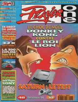 MEGADRIVE vs SUPER NINTENDO : Fight ! - Page 30 Player%20One%20048%20-%20Page%20001%20%281994-12%29
