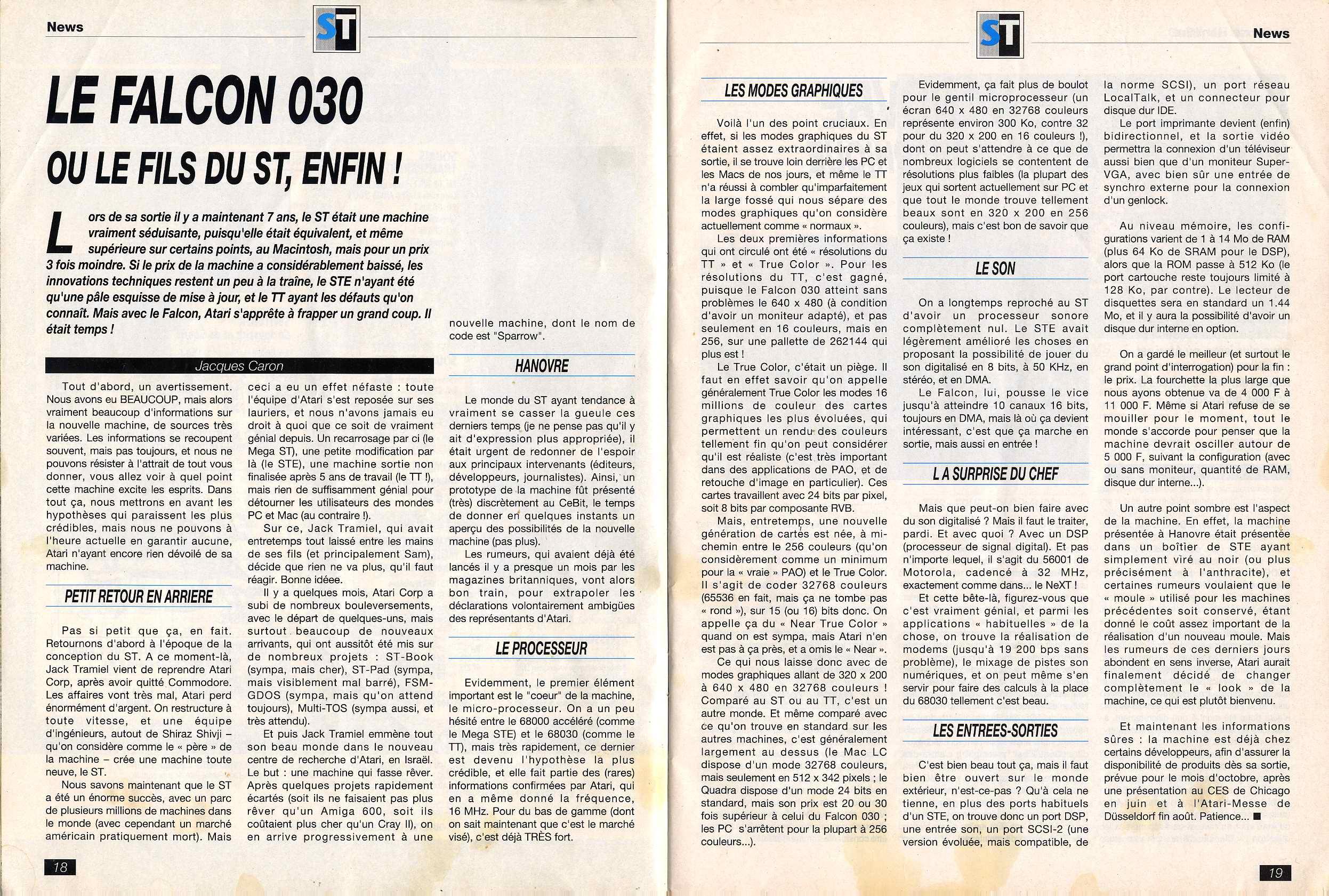 Falcon030 vs Amiga 1200 - Page 2 St%20magazine%20-%20N061%20-%20mai%201992%20-%20page018%20et%20019