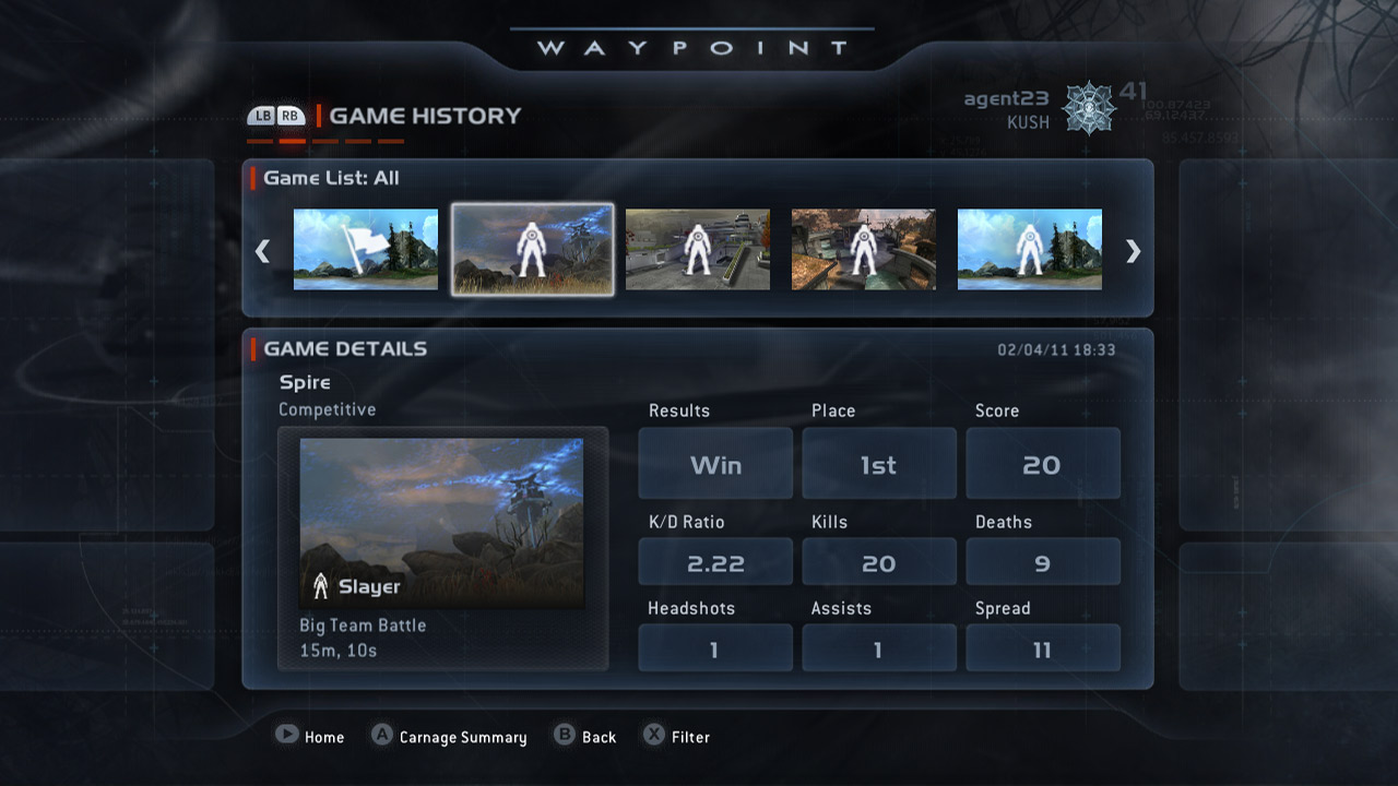 Halo Waypoint pour Halo Reach (Statistiques/Stats) - Page 2 2794365-gallery